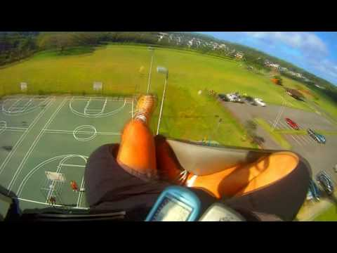 PARAGLIDER collapse in HAWAII (part 2) the full DETAILs