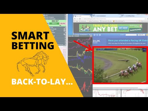 Bet Smart - Back to Lay Betfair Strategy - Last Sunday - Caan Berry