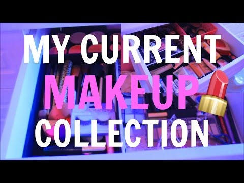 MY CURRENT MAKEUP COLLECTION ( BEGINNER EDITION)