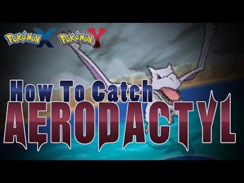 Pokémon X and Y - How to Catch