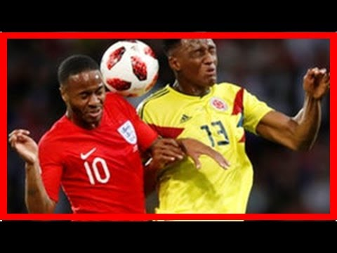 Raheem Sterling: 'We had to keep our cool against Colombia' | k production channel