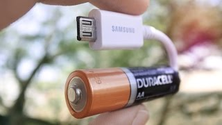 4 Awesome Life Hacks for BATTERY