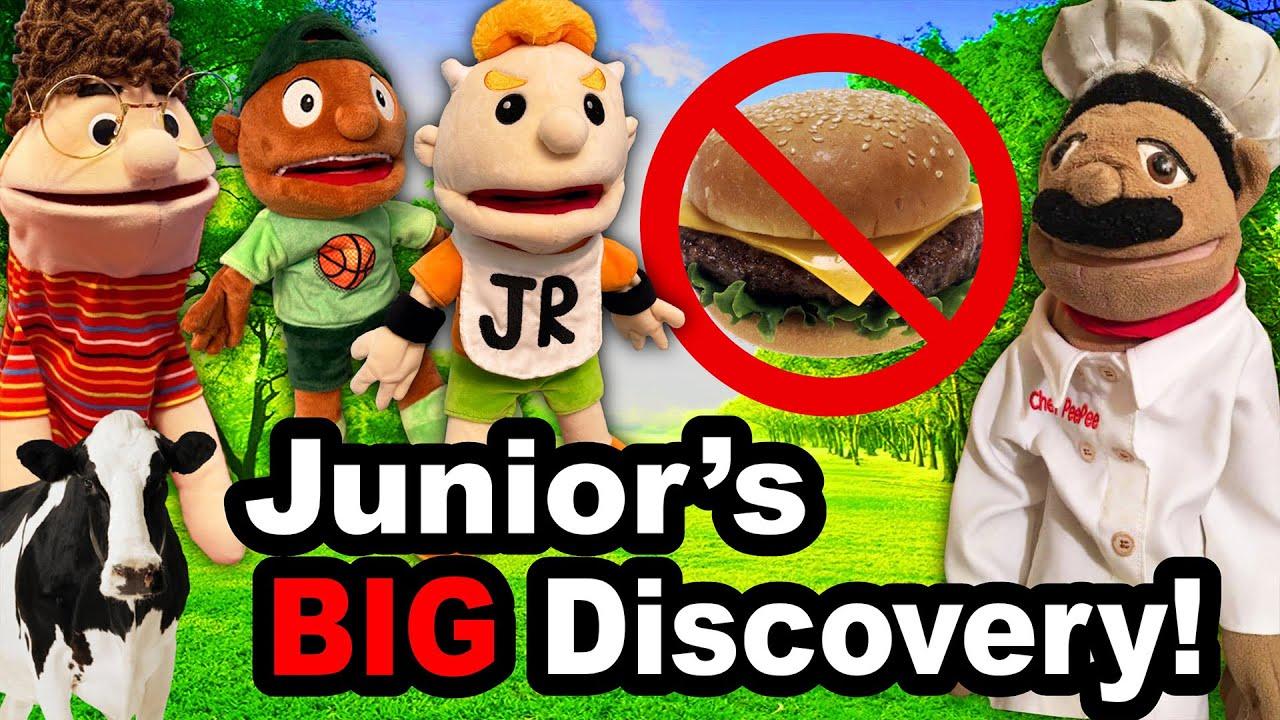SML Movie: Junior's Big Discovery!