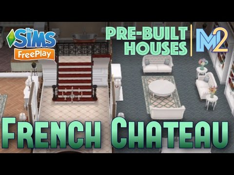 Sims FreePlay - French Chateau Tour (Special Preview)