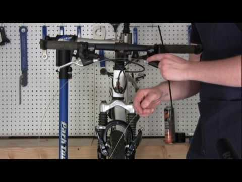 Replace Cable Housing on your Bicycle