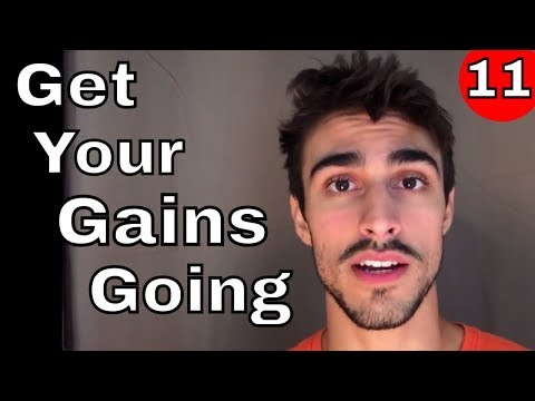 How to Gain Muscle For Beginners & Skinny Guys (Must Do)