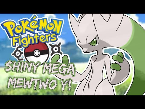 Pokemon Fighters EX - SHINY MEGA MEWTWO Y + COMPLETING THE GAME!