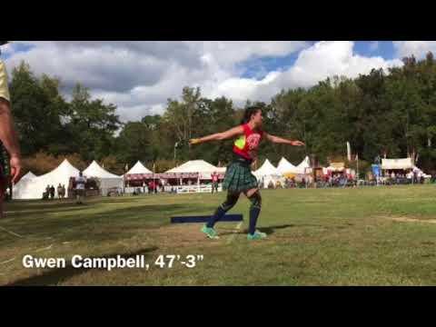 2017 Stone Mountain Highland Games Women's LWFD, #14