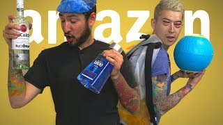 ICE CREAM KICKBALL AND DIRTY COCKTAILS • AMAZON PRIME TIME