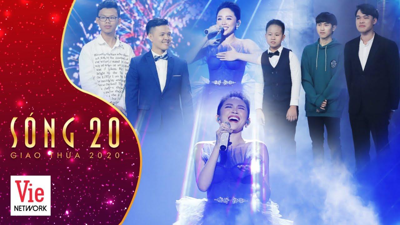 Tóc Tiên thể hiện ca khúc Tôi Phi Thường, gặp gỡ lại dàn Siêu Trí Tuệ Việt Nam l SÓNG 20