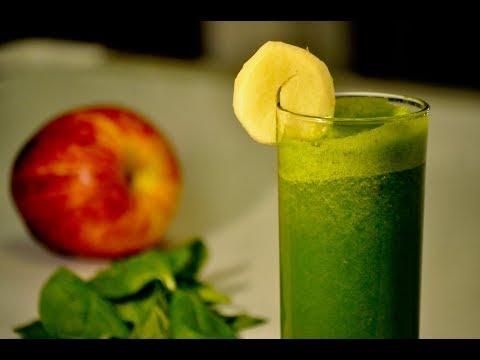Healthy Spinach-Apple Juice || Jan's Special ||Healthy Juice ||Episode 199