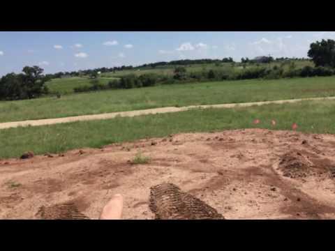 Foundation Soil Sample holes