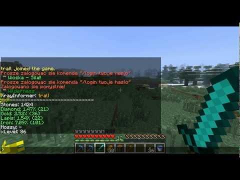 Minecraft XCheckInformer - poradnik
