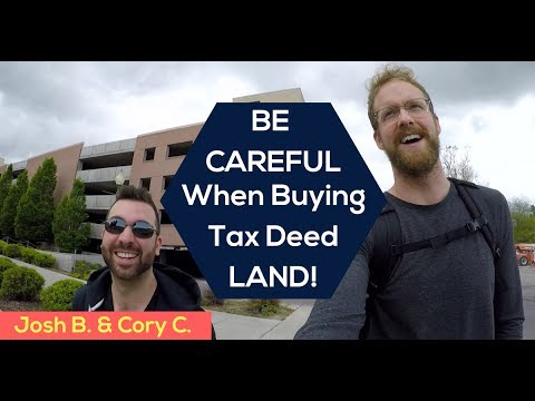 Be Careful When Buying LAND! (And Our Ninja