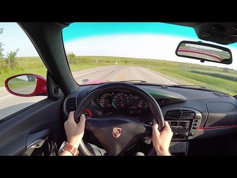 Modified 1999 Porsche 911 Carrera 2 - WR TV POV Test Drive