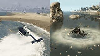 GTA IV is better than GTA V