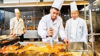 Download Chinese Street Food INSANE BBQ Tour in Sichuan, China - SZECHUAN SAUCE BBQ Lamb + Sichuan BBQ Rabbit Video