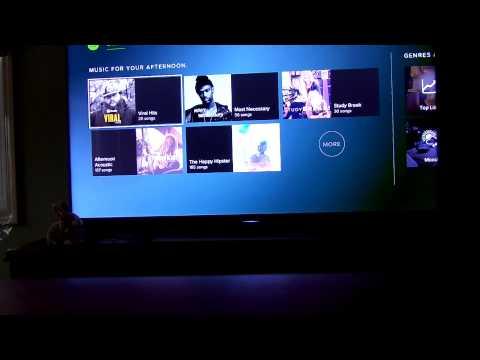 PlayStation Music/ Spotify