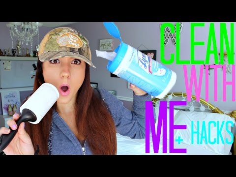 How To Clean Your Room FAST!! | Cleaning HACKS | Cleaning MY ROOM