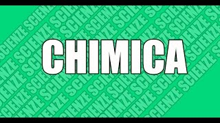 CHIMICA - Orientamento Universitario