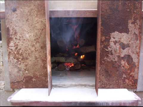 outdoor bread pizza oven