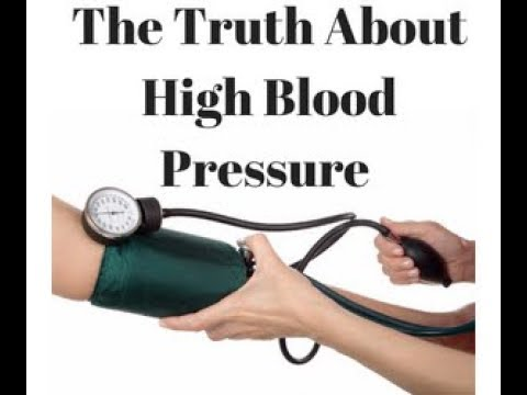 The truth about high blood pressure