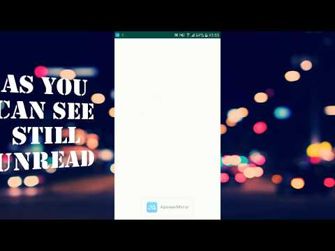 WhatsApp Hack | How To Read Whatsapp Messages Without Blue Ticks