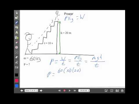 Mechanical Power Lecture