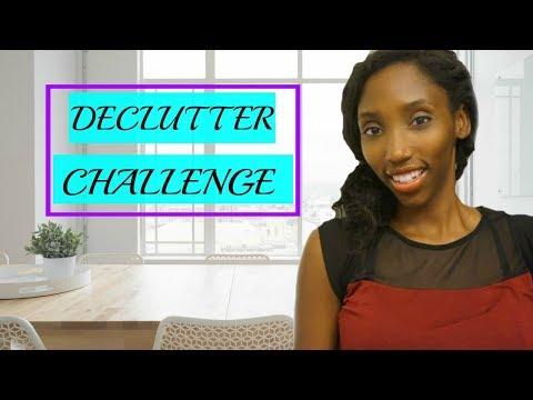 The Minimalist Game | DECLUTTER CHALLENGE