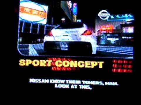 Midnight Club 3 DUB Edition REMIX - Nissan Sport Concept unlocked