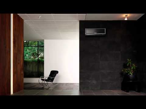 Mitsubishi Electric Kirigamine Zen varmepumpe Dansk