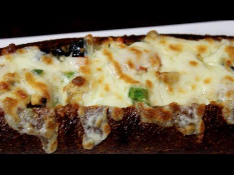 Chicken Philly Cheese Sandwich - فلي ساندويش بالدجاج والجبنة