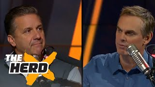 Coach Cal's strong message to the NBA: If you draft a 19-year old, deal with it | THE HERD