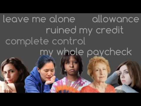 Financial Abuse = Domestic Violence