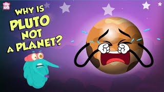 Why Is PLUTO Not A Planet?   Dwarf Planet   Space Video   Dr Binocs Show   Peekaboo Kidz