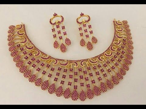Latest Artificial Imitation Necklace Designs || bridal gold necklace designs online