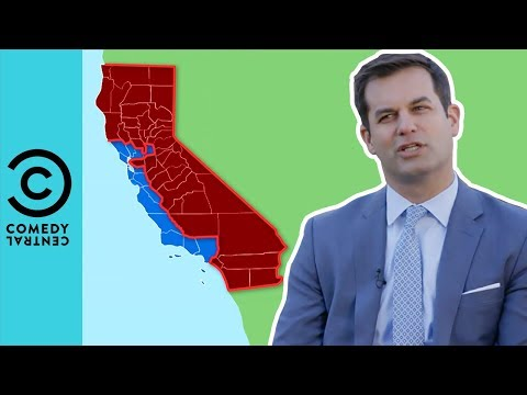Is California Going To Leave America? | The Daily Show With Trevor Noah