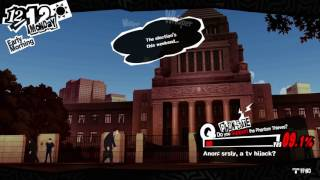 DDay Plays Persona 5 -EP61- Awaiting Change of Heart from Shido