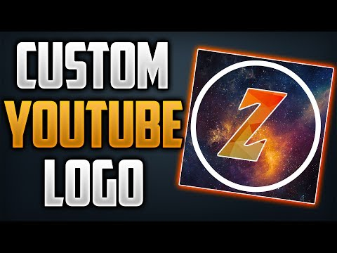 How To Make A FREE YouTube Logo!(NO PHOTOSHOP)