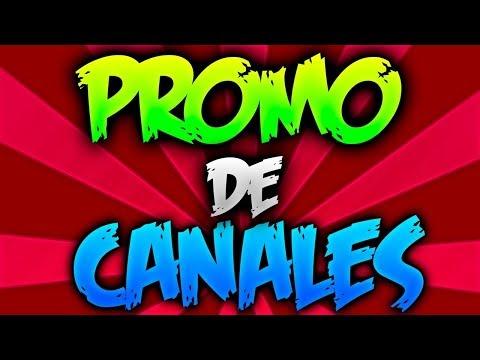 promo de canales en directo y en vivo parte 6 2018