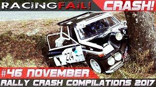 Rally Crash Compilation Week 46 November 2017 Rallye du Var Special | RACINGFAIL