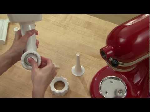 KitchenAid® Stand Mixer Attachment - Sausage Stuffer Kit