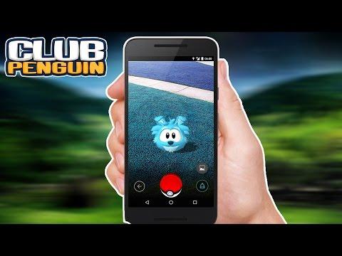 Club Penguin: Pokemon Go!