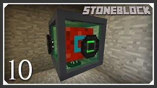 FTB Stoneblock 2   Extreme Reactor & Nether Star!   E07 (FTB