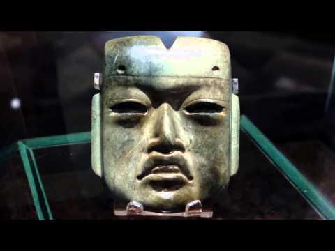 Olmek Stili Maske (Sanat Tarihi / Amerika Kıtasında Sanat)