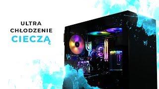 MEGA PC z CORSAIR HYDRO X | WODUJĘ i9-9820X i RTX 2080 Ti 😎