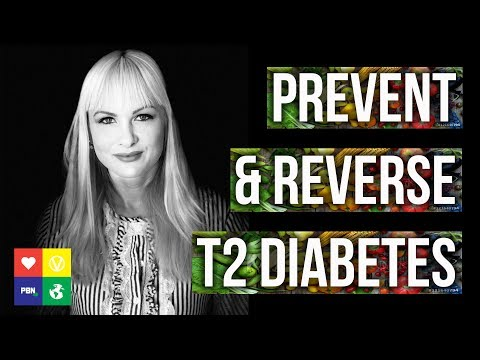 HOW TO REVERSE T2 DIABETES - NHS APPROVES