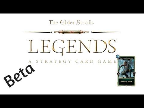 Elder Scrolls: Legends Beta - Chapters 1-5