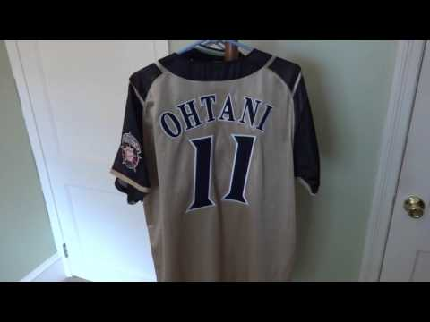 Japanese Baseball Jerseys part 3