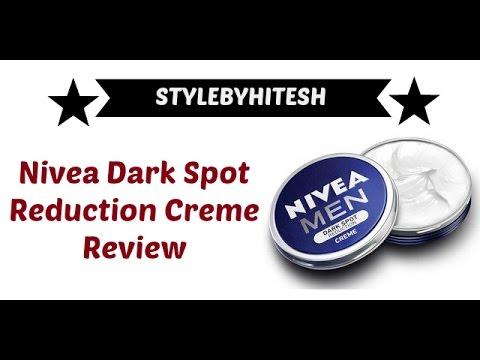 Nivea Dark Spot Reduction Creme Review